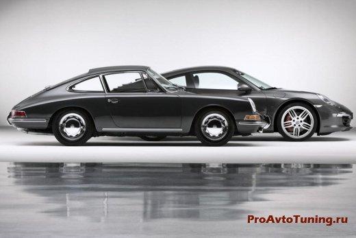 ретро Porsche 911