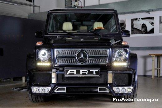стайлинг Mercedes G63 и G65 AMG