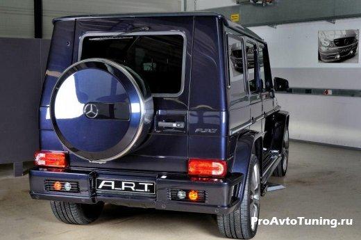 A.R.T. Mercedes G63 и G65 AMG