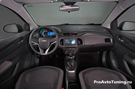 Chevrolet Prisma Gamma II