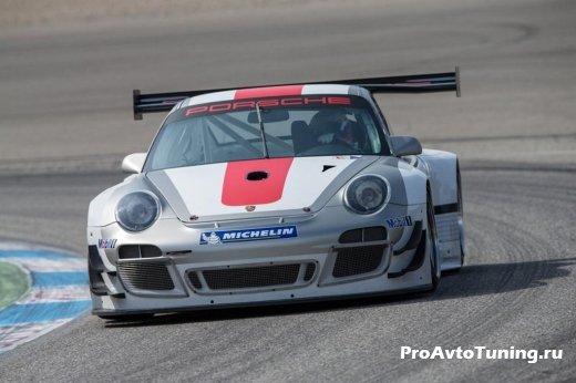 новый Porsche 911 GT3 R