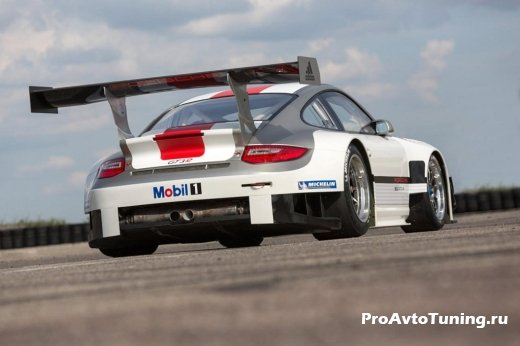 тюнинг Porsche 911 GT3 R