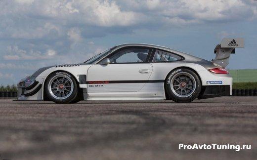 обновленный Porsche 911 GT3 R