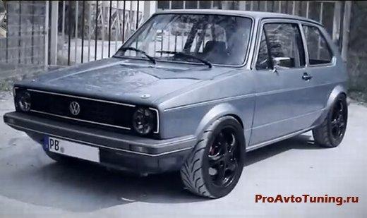 тюнинг VW Golf Boba Motoring