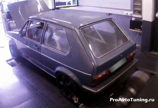 Volkswagen Golf от Boba Motoring