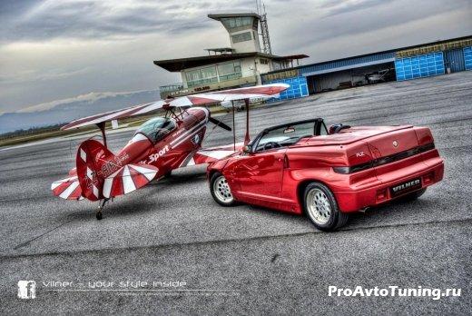 обновленный Alfa Romeo RZ