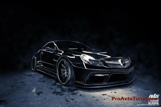 тюнинг Mercedes SL R230