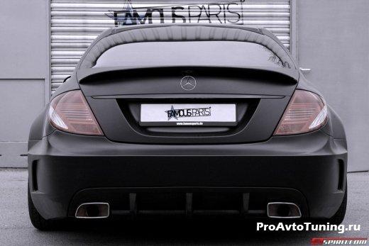 элитный тюнинг Mercedes-Benz CL 500