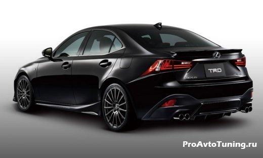 Toyota Racing Development Lexus IS