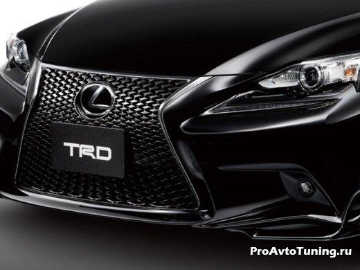 TRD Lexus IS