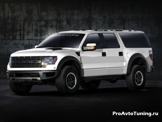 Hennessey Performance Ford F-150 Raptor
