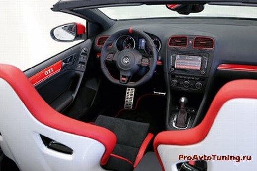 салон Golf Design Vision GTI
