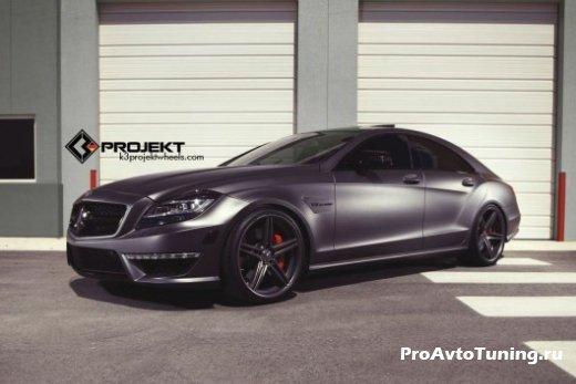 Mercedes-Benz CLS 63 AMG от K3 Projekt