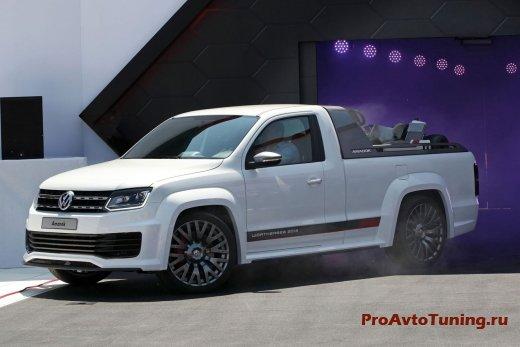 тюнинг Volkswagen Amarok