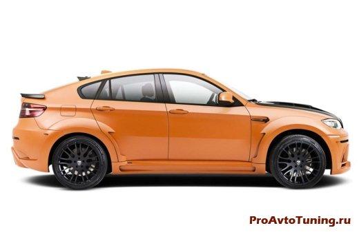 Hamann BMW X6 M Tycoon II M