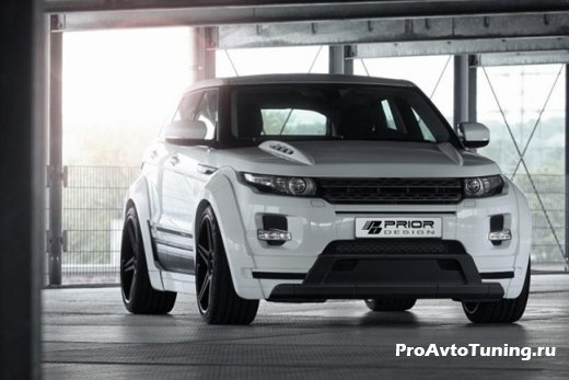 Prior Design Range Rover Evoque