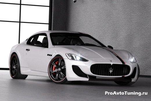 Wheelsandmore Maserati MC Stradale