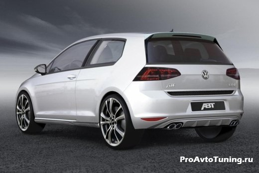 ABT Sportsline VW Golf VII GTD