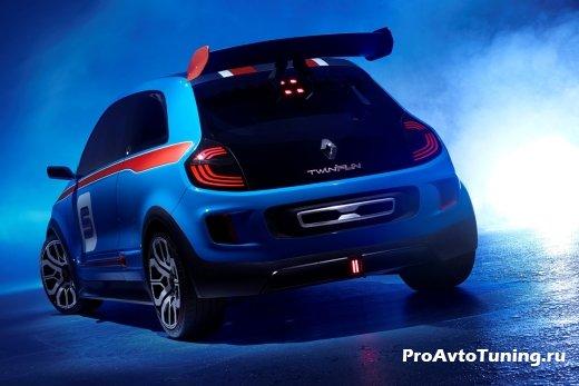 концепт-кар Twin'Run от Renault