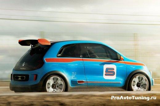 концепция Renault Twin'Run