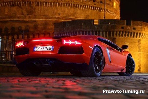 2000й Lamborghini Aventador