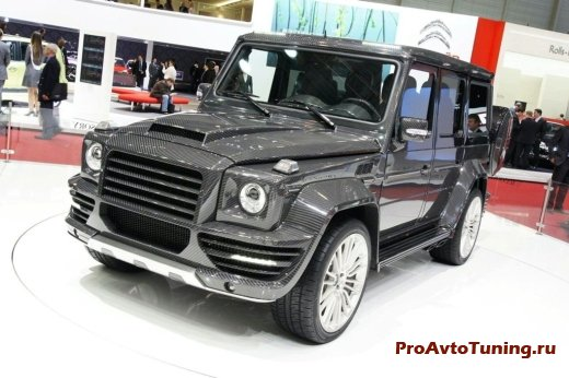 Mercedes-Benz G 55 AMG G-Couture