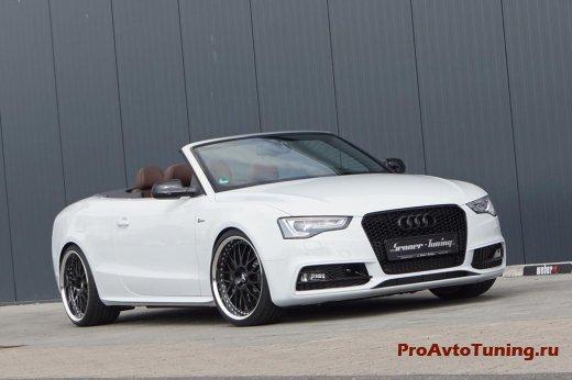 Audi S5 от Senner Tuning
