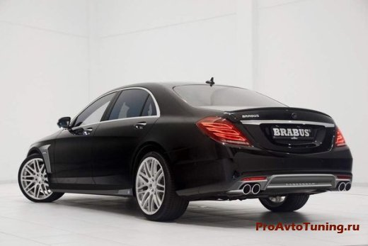 Brabus Mercedes-Benz S