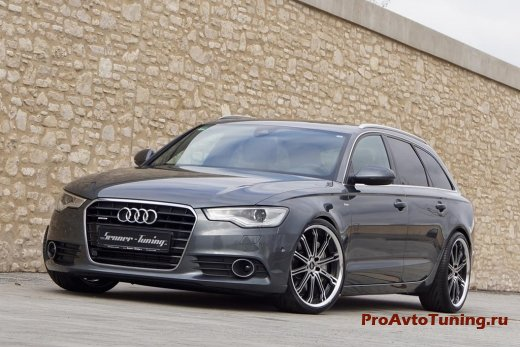 Senner Tuning Audi A6 Avant