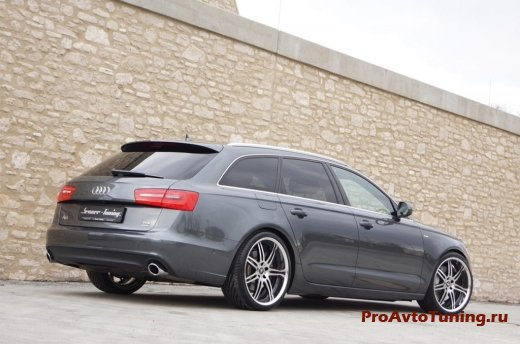 тюнинг Audi A6 Avant от Senner Tuning