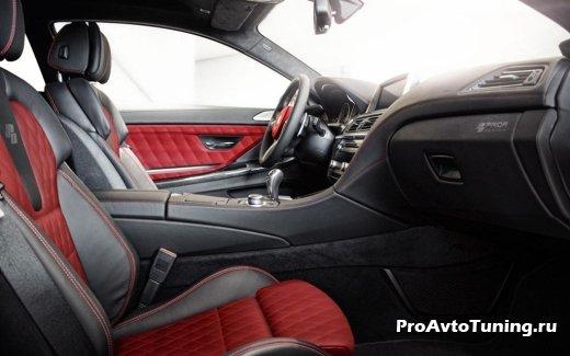 салон BMW M6 от Prior Design