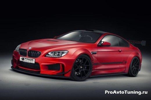 тюнинг BMW M6 от Prior Design