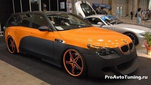 Mitaka BMW M5 Touring