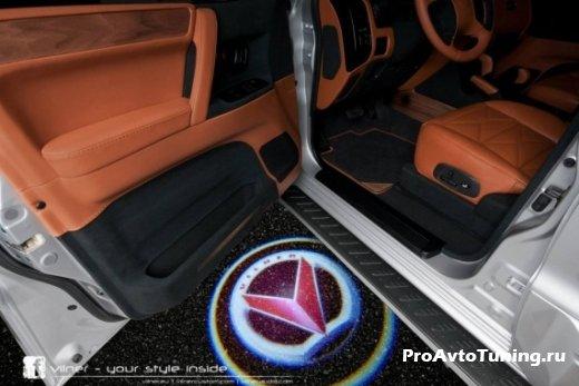 логотип Vilner Mitsubishi Pajero