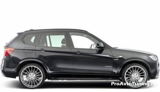 Hamann тюнинг для BMW X3