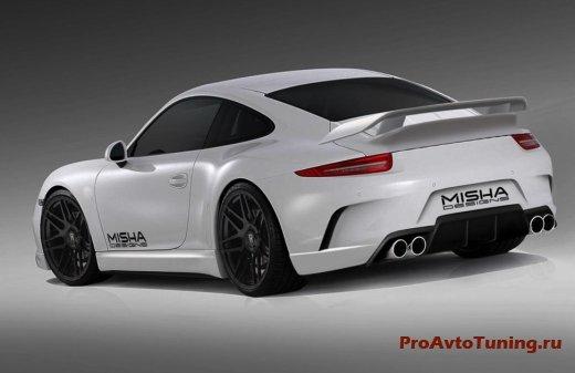 Misha Design Porsche 911 [991]
