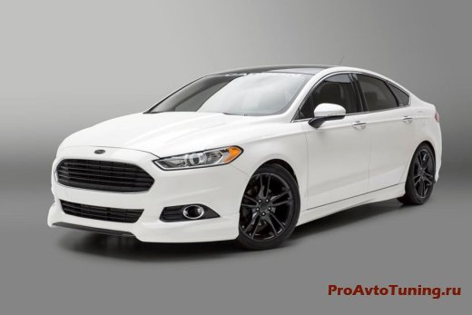 тюнинг Ford Fusion от 3DCarbon