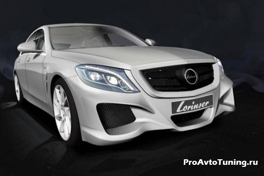 Mercedes-Benz S-Class 2014