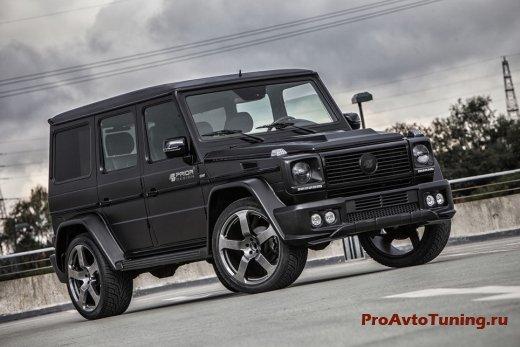 тюнинг Mercedes-Benz G-Class Wagon