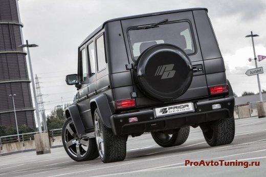 Mercedes-Benz G-Class Wagon от Prior-Design