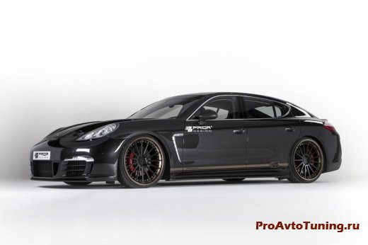 Porsche Panamera Turbo Prior600