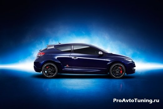 Megane RS 265 Red Bull RB 8 от Renault