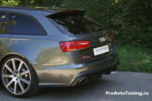 тюнинг МТМ Audi RS6 Avant