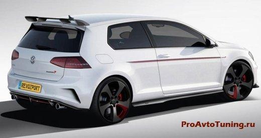 RevoZport Volkswagen Golf GTI