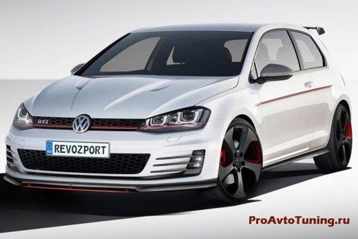 Volkswagen Golf GTI от RevoZport