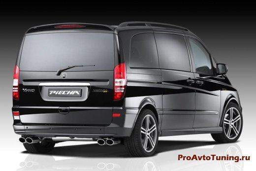 стайлинг Mercedes-Benz Viano