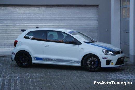 MTM VW Polo WRC Street