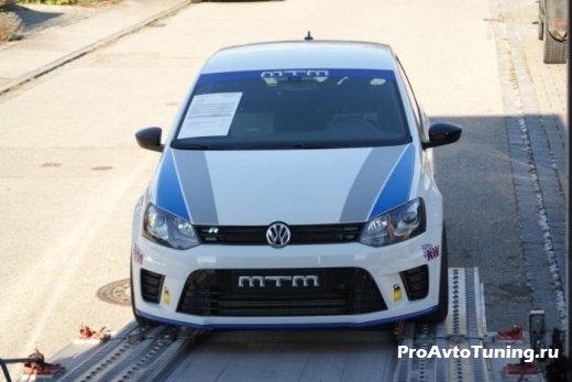 VW Polo WRC Street