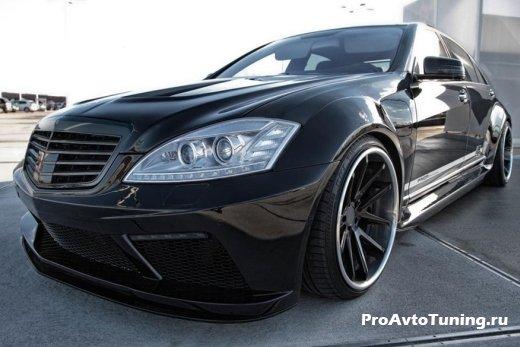 Prior Design Mercedes-Benz S-Class W221