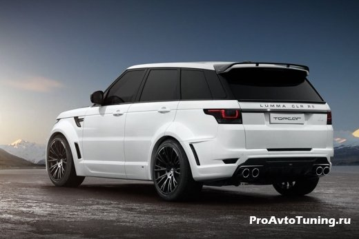 Range Rover Sport Lumma CLR RS